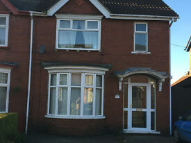 Three Bedrooms Semid Detache , Fully Furnished , High Standards, Near Hospital , Fully UPVC, GCH