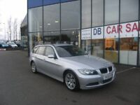 2005 55 BMW 3 SERIES 2.0 320D SE TOURING 5D AUTO 161 BHP *** GUARANTEED FINANCE *** PART EX WELCOME