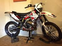 Enduro 300R 2011 Gas Gas ,Road Reg