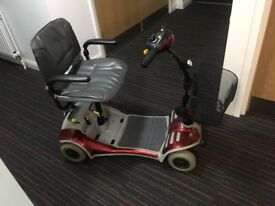 Mobility scooter in good working order