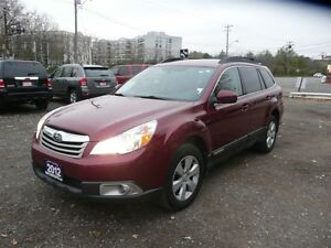 2012 Subaru Outback CONVENIENCE AWD LOW KM'S LIKE NEW