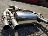 Genuine BMW M2 F87 M Performance Retrofit Exhaust System 18302412431