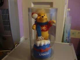 winnie the pooh tree topper or free standing