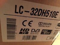 """Sharp 32"""" TV LCD"""