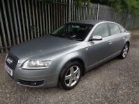 AUDI A6 2.0 SE TDI 2008 4 DR SALOON SILVER 125000 MILES MOT 09/06/19 EXCELLENT CONDITION