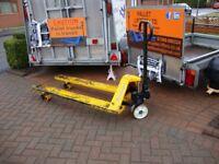 Pallet Truck (long Heavy Duty)