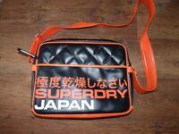 SUPERDRY SHOULDER MESSENGER BAG