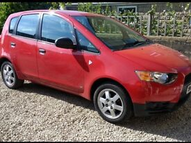2009 Mitsubishi Colt 1.1 Low Miles New MOT Full History Perfect First Car Cheap To Run & Insure