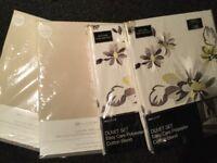 Brand new duvet covers