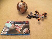 Lego Star Wars Sebulba Pod Racer 9675