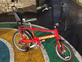 Custom Raleigh Chopper Mk3