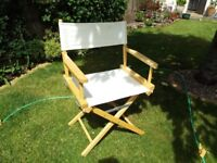 Directors Chair Acton W3