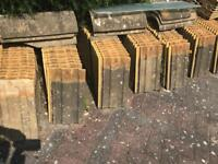 Concrete Roofing Tiles Marley 49s approx 1000+