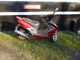 Sym Shark 125cc Scooter *FINAL REDUCTION*