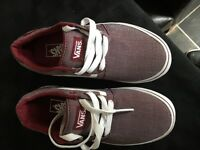 Boys Van shoes ( size 13 )