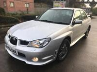 Stunning 2005 55 Subaru Impreza 2.0 R Sport **Only 74000+Full History+1 Years Mot+Lovely Car**