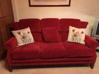 3-seater sofa, 2-seater sofa plus chair