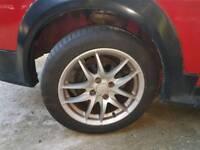 15 inch wheels set of 4