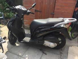 Honda ps125 61 REG 2011 One owner from new