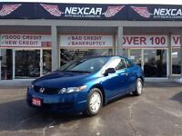 2010 Honda Civic DX-G C0UPE 5 SPEED A/C CRUISE CONTROL ONLY 125K