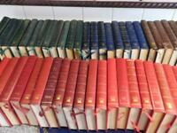 FREE JOB LOT OF 53 READERS DIGEST FICTIONAL BOOKS LOOK GOOD AS DISPLAY AS WELL AS A GOOD READ