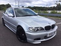 2005 BMW 320 CD COUPE SPORT FULL HISTORY, 12 MONTHS MOT 2dr