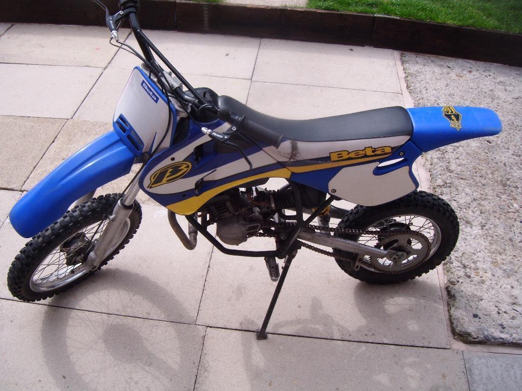 Beta 50cc Kids Motocross Bike 2004 In Bradford West