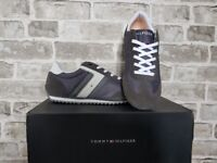 Mens TOMMY HILFIGER trainer shoes