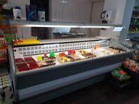 Commercial display refrigerator £1,300 ono