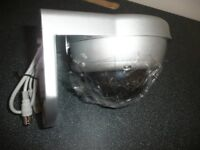 """Brand NEW Sony 1/4"""" Super HAD CCTV Dome Camera. Vandal proof and IP65 weather proof"""