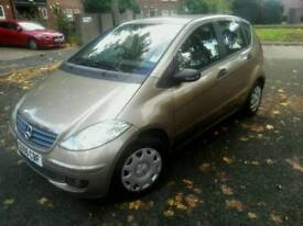 2006 Mercedes A150, low mileage, can deliver