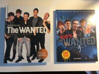 2 guides to 'The Wanted'