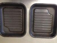 Rangemaster Meat trays
