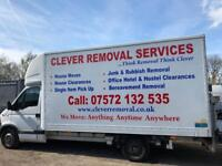 Man and Van, House Removal, Single Item Pick ups, Free Scrap Metal Collection