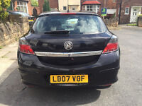 2007*VAUXHALL ASTRA SXI 1.7 CDTI 100BHP*1 LADY OWNER FROM NEW*FULL SERVICE+CAMBELT CHANGED*WARRANTY