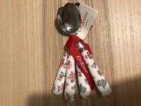 Cath kidston teaspoons brand new never used
