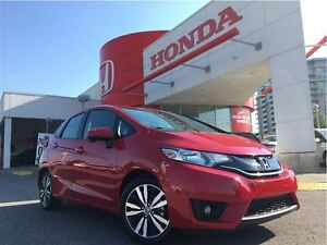 2016 Honda Fit EX 6MT
