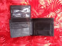 Bifold genuine leather wallet / purse for men