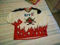 Cardiff Devils jersey 90's xxl