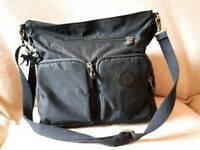 KIPLING Handbag Black New