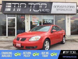 2009 Pontiac G5 SE ** Sunroof, Subwoofer, MINT **