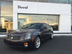 2006 Cadillac CTS V6 3,6L LUXURY - SUNROOF, LEATHER SEATS