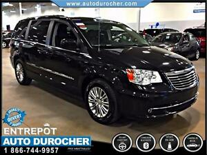 2015 Chrysler Town & Country AUTOMATIQUE CUIR BLUETOOTH CAMERA D
