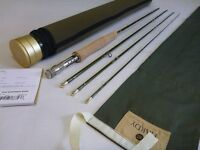 Hardy Marksman 8' 4# Trout Fly Fishing Rod - MINT CONDITION