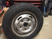 Ford transit wheel for sale.Pepole intreating call on 07881717198