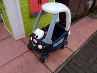 Police Cozy Coupe