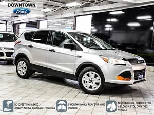 2014 Ford Escape S, Low mileage, Blue Tooth, Car Proof Verified