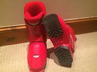 Kids Nordic Ski Boots (Size 4)