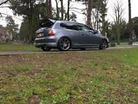Cosmic grey Mugen spoiler type r ep3 ep2 for sale belfast