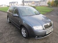 Skoda Fabia 1.9Tdi Elegance 2006 (56) in superb condition having covered only 19000 miles